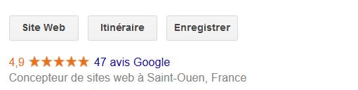 catégories pour référencer Google My Business
